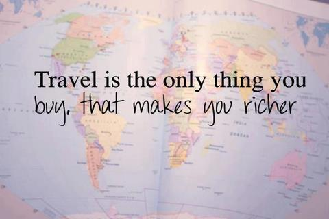Travel // Couldn`t be more true!